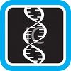 DNA Double Helix Symbol clipart