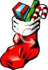 christmas stocking image