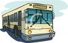 City Bus clipart