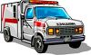 Emergency Vehicle Ambulance clipart
