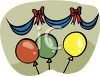 party balloons image