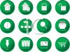 Web Icon Buttons clipart