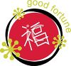 Asian Design of Good Fortune clipart