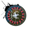 Gambling Roulette Wheel clipart
