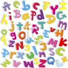 Colorful Cartoon Alphabet Letters clipart
