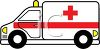Ambulance Icon clipart
