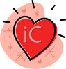 Valentines Heart clipart