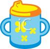 Toddler Sippy Cup clipart