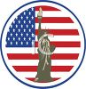 Statue of Liberty Decal clipart