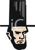 President Abraham Lincoln Icon clipart