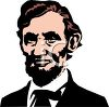 President Lincoln clipart
