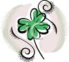 Shamrock Design clipart