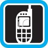 Cell Phone Icon clipart