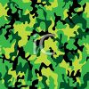 Green Camouflage Pattern Background clipart
