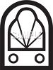 Old Fashioned Radio Icon clipart