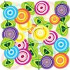 Abstract Colorful Design Background clipart