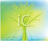 Tree for Ecology Awareness clipart