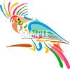 Cockatoo Bird Design clipart