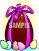 Chocolate Easter Egg clipart