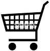 Shopping Basket Icon clipart