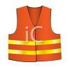 Safety Vest Like Road Crew's Wear clipart