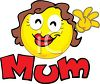 Mother Smiley  clipart
