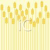 Ears of Wheat Icon clipart