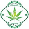 Medical Marijuana Logo Element clipart