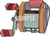 Fishing Reel clipart