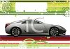 Sports Car Design Element clipart