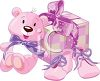 Baby Shower Gifts for a Girl clipart