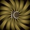 Brass Colored Pinwheel clipart