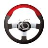 Steering Wheel for an Exotic Sports Car clipart