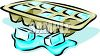 ice cube tray clipart