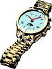 picture of a wrist watch with a silver band in a vector clip art illustration clipart