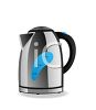 picture of a coffee pot in a vector clip art illustration clipart