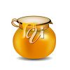 Jar of Honey clipart
