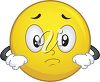 Sad Smiley clipart