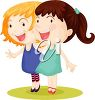 Best Friends clipart