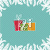 Three Christmas Presents clipart