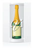 Bottle of Champagne clipart