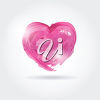 Painted Heart clipart