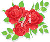 Bouquet of Roses clipart