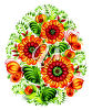 Beautiful Flower Illustration clipart