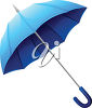 Blue Umbrella clipart