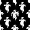A ghost background clipart
