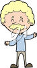 A man with a moustache clipart
