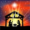 The nativity clipart