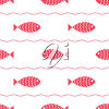 A background of fish clipart