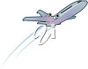 An airplane clipart